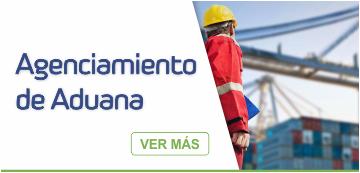 Agenciamiento de Aduanas - Operador Logístico